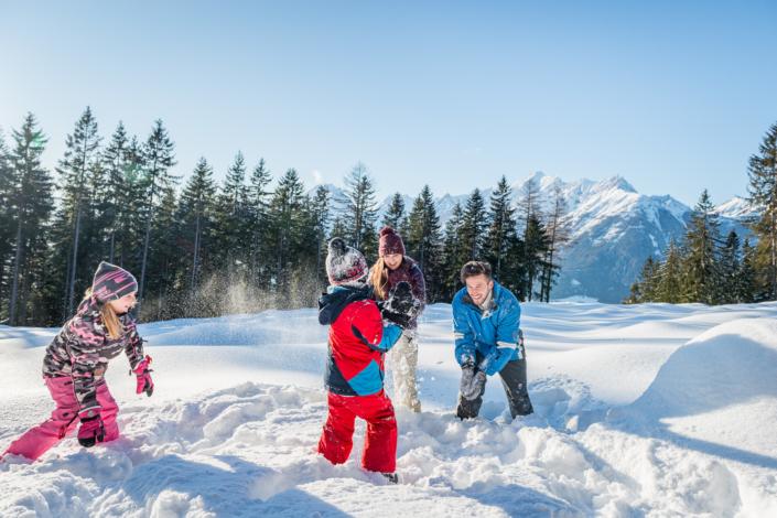 Gasthof Schmalzerhof Winter im Karwendel
